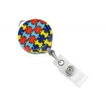 autism badge reel