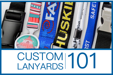 Custom Lanyards 101 What Are Continuous And Positional