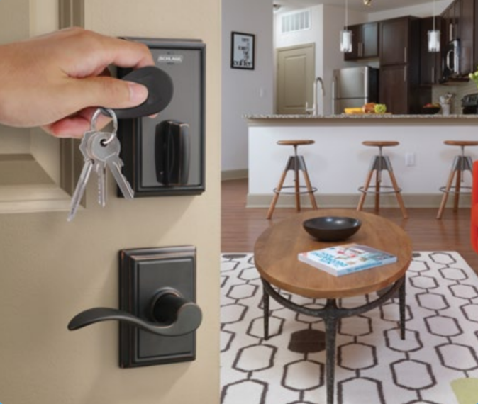 premisys access control system identicard allegion schlage.png
