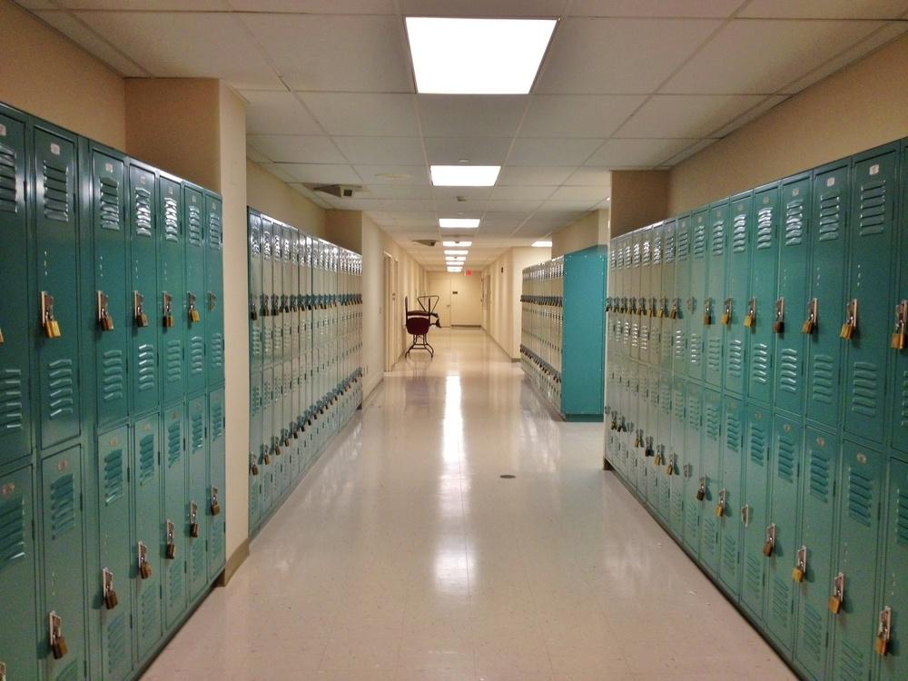 school hallway secured by a school security system.jpg