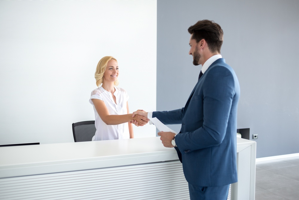 The 3 Hidden Benefits Of Having A Visitor Management System