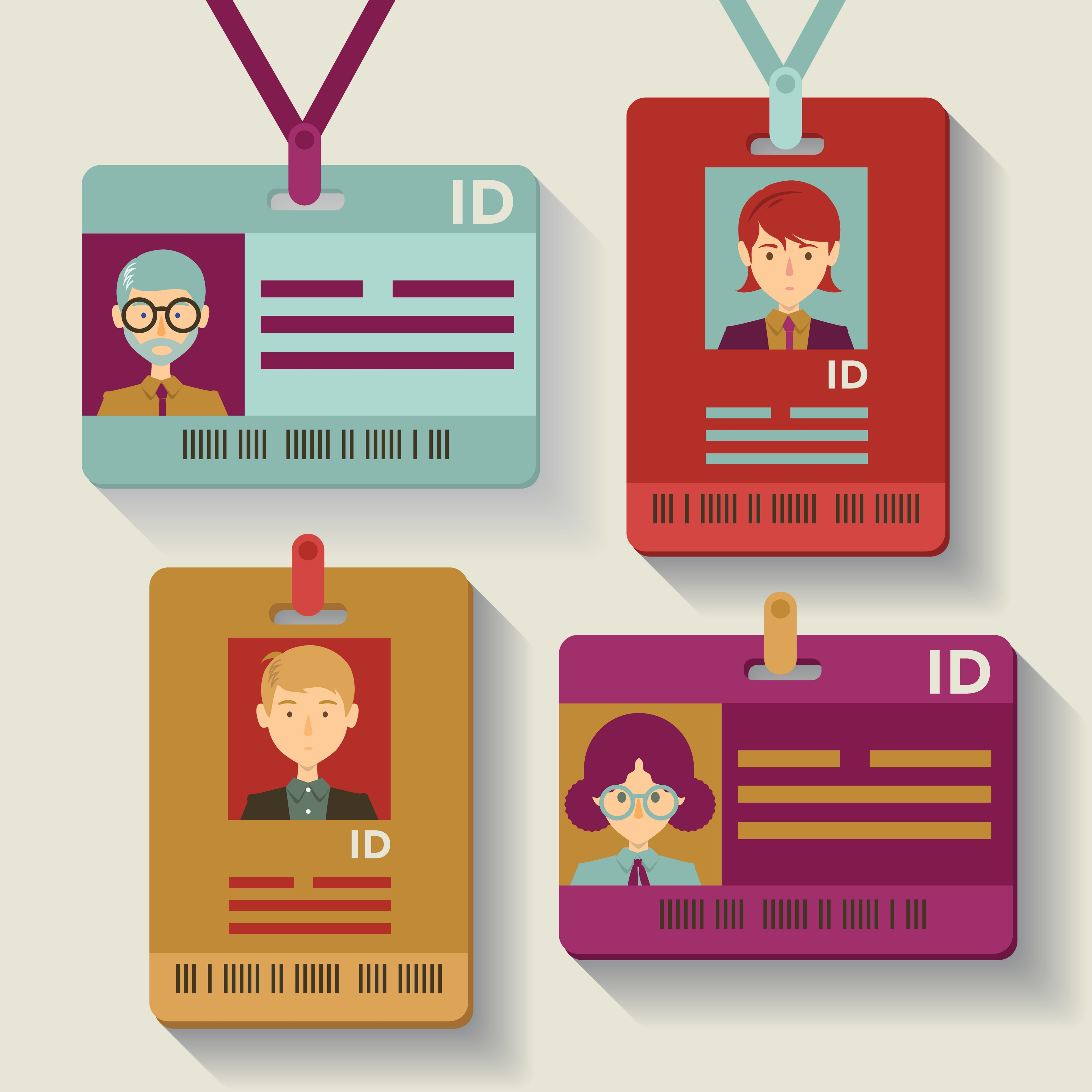 3 Signs It's Time to Get New Employee Badges