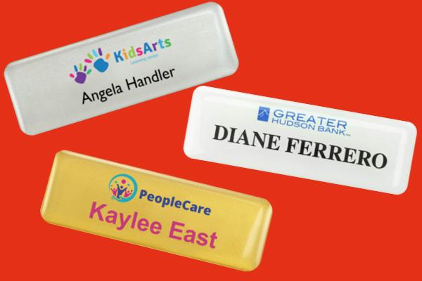 Identicard Insights Name Badges
