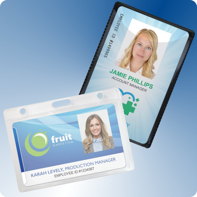 how to make an id card