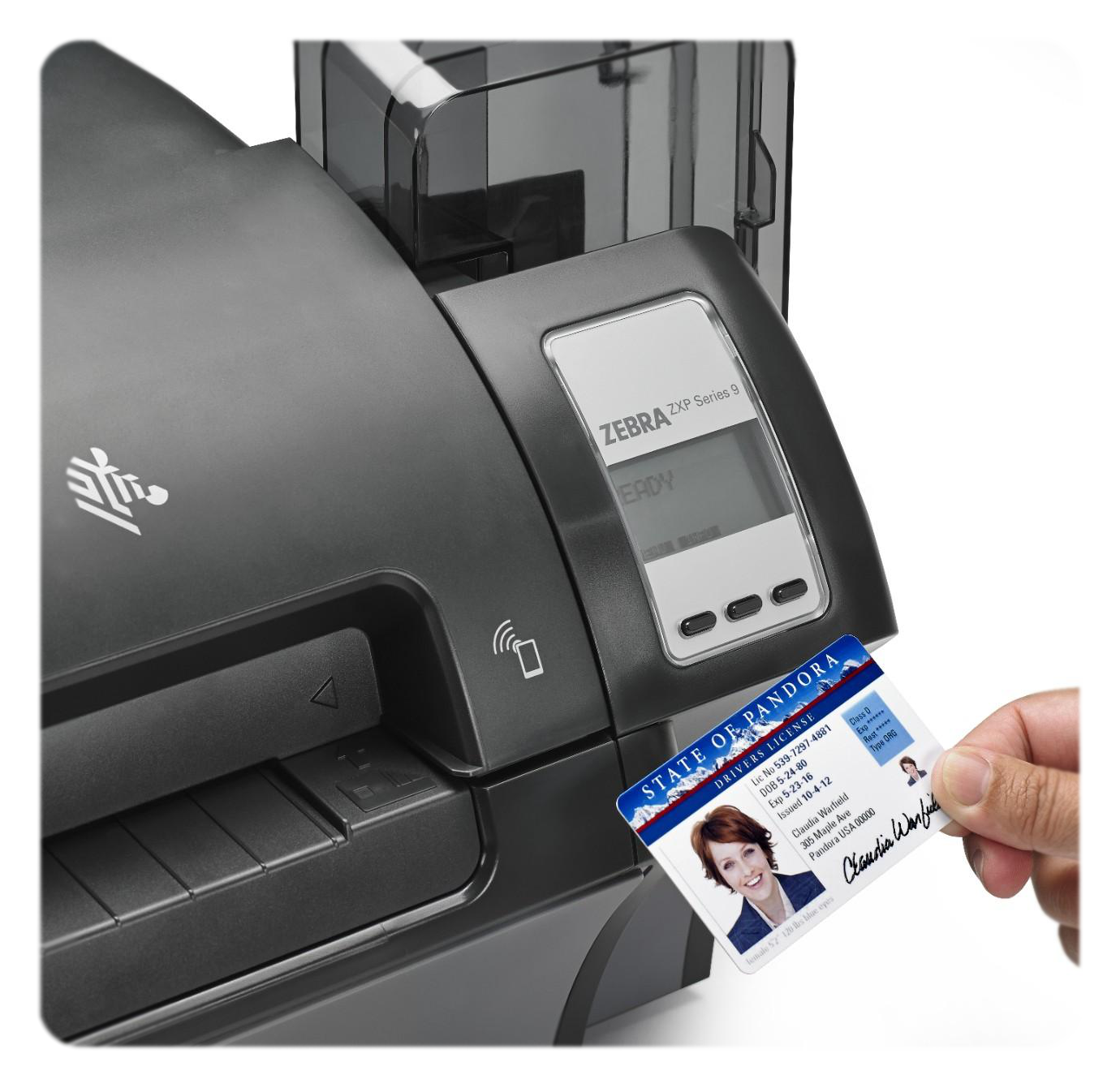 Should You Use Pvc Id Cards With A Reverse Transfer Card Printer